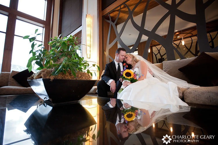Westin wedding in Avon, Colorado