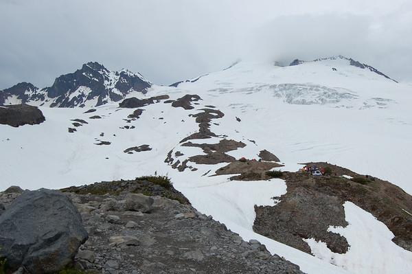 mt baker glacier