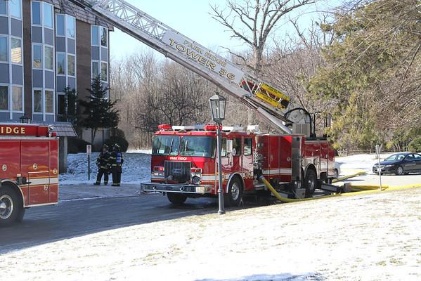 PARK RIDGE, IL 2ND ALARM FIRE 500 THAMES (02.12.2012)