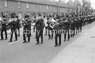 Burma Star Parade, Oct 1978