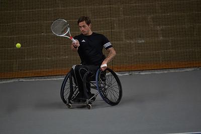 Rullstol tennis
