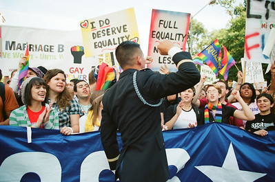 National Equality March (Film Shots)