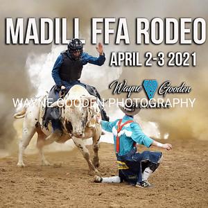 Madill FFA Rodeo April 2-3 2021