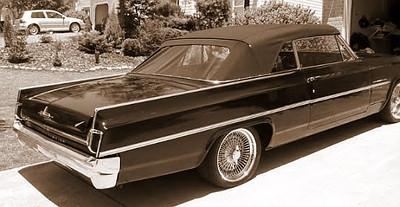 1963 Oldsmobile Dynamic 88 Custom