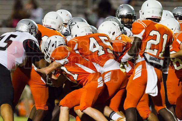 Boone Varsity Football #45 - 2014