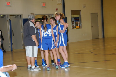 2014-12-05 Girls Basketball and Flag Football