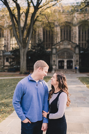 Tyler and Paige Engagement