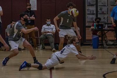 St. John's Prep Volleyball 2021