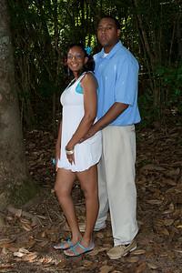 Johnetta & Lafredrick Engagement