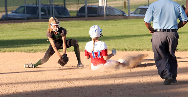 TC softball at West Sioux 6-26-19