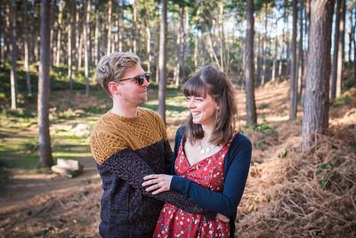 Rebecca & Simon Pre Wedding Shoot