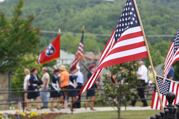 2010 Memorial Day Service