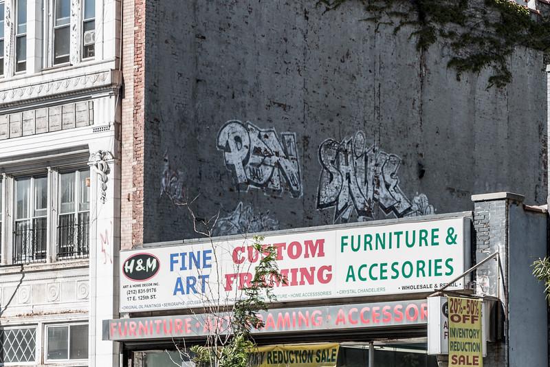 Fine Art In Harlem