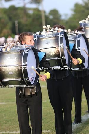 Cheer, Band, Dance, Majorettes, Students v Timber Creek 2019