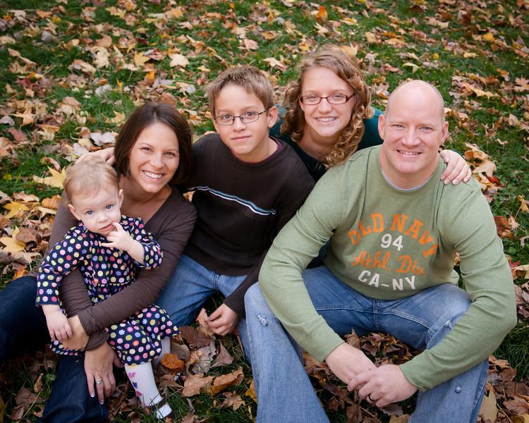 White Family 2011