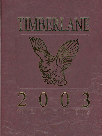 2003 TRHS Yearbook