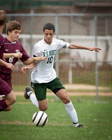 2012-10-26 VS North HS Boys Soccer vs Garden City HS 1-0 Playoffs
