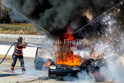 20171203 - City of Mount Juliet - Car Fire