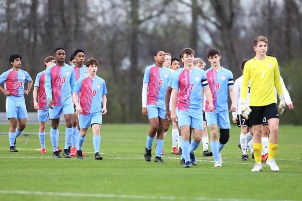USJ boys soccer 2020