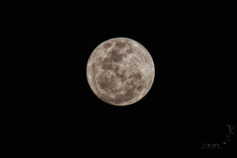 What is Super about Super Moon