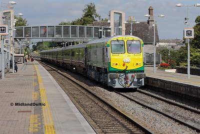 Portlaoise (Rail), 30-08-2016