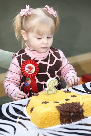 Emma's 2nd Birthday Party