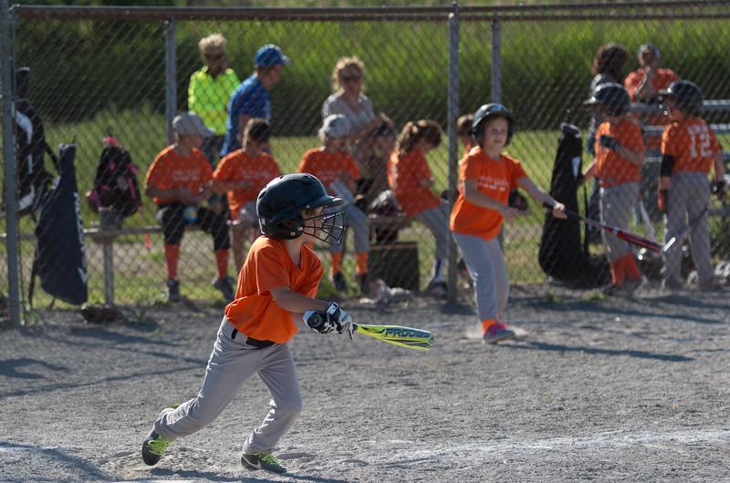 06.08.2016 - Tiger Baseball Photos - Mini Marauders 8U - Team Orange-4715.jpg