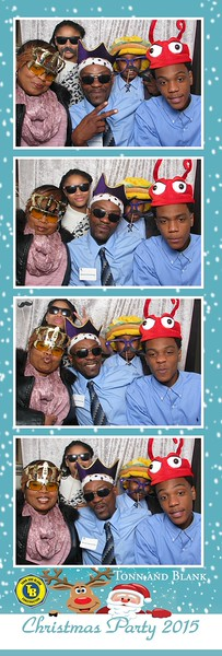 Tonn and Blank Construction LLC - Holiday Party 2015