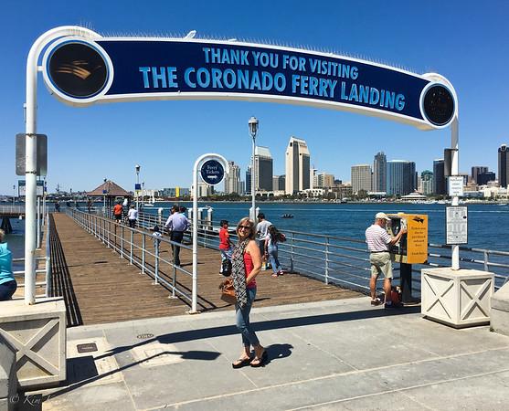Coronado Island Ferry Landing