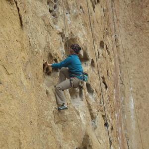 Climbing and Camping