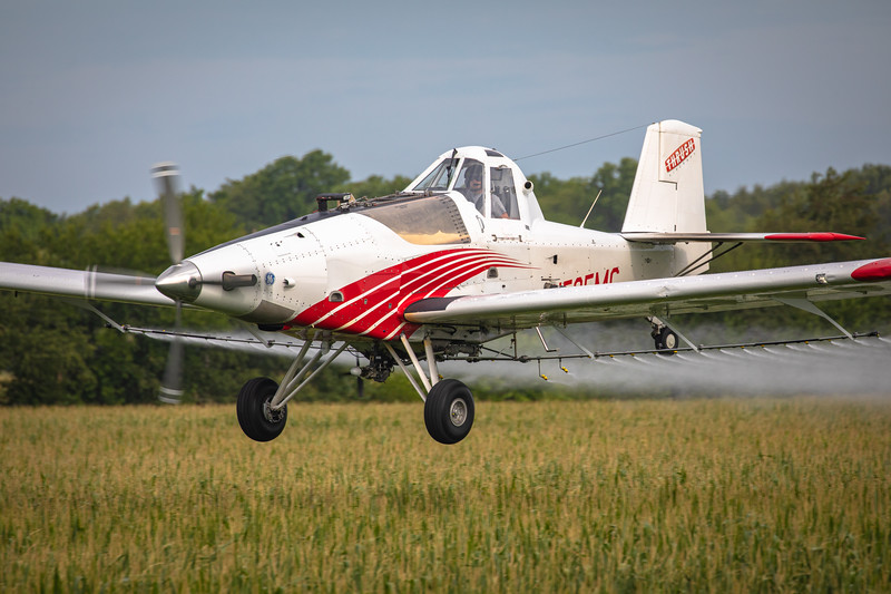 SWI Aviation- Thrush 510G