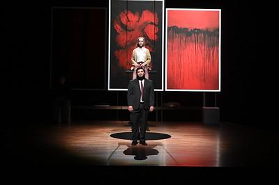 Theatre Eighteen Rehearsal Dress
