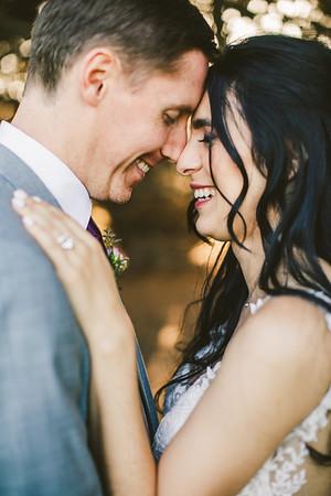 Andrea + Jon - Wedding