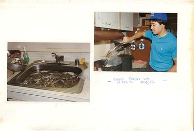 8-12-1989 Crab Feast @ Nishi's