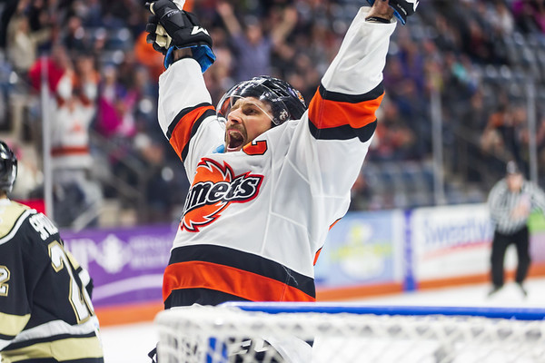 2/17/19 Komets vs. Nailers