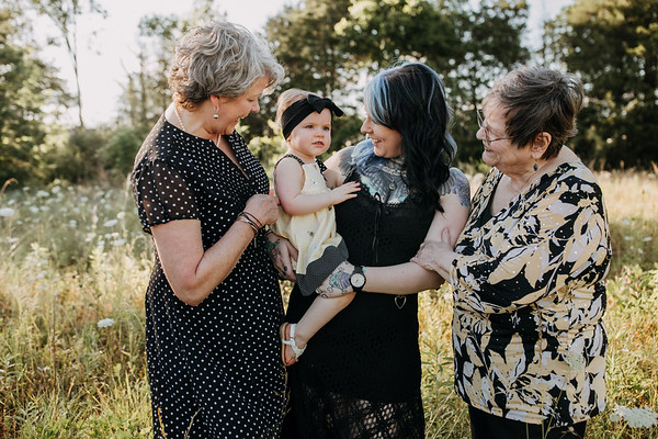 Petty Family // Generations Session