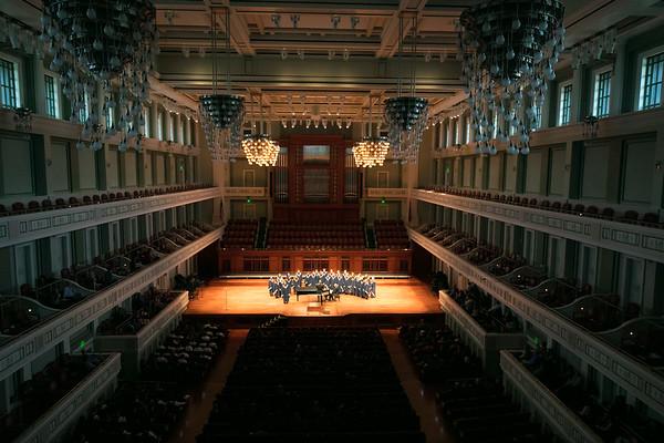 4. Chelsea High School Choir