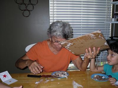 2009 05 04 - Aunt Tessie's Birthday