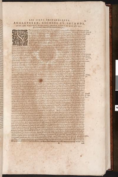 Gérardi Mercatoris Atlas, sive, Cosmographicae meditationes de fabrica mvndi et fabricati figvra