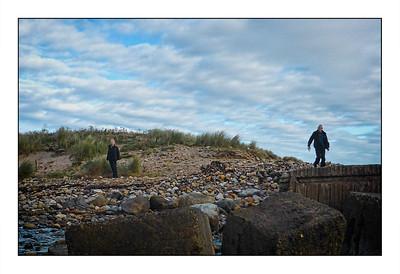 116 - Druridge Bay To Hauxley, Northumberland, UK - 2020.