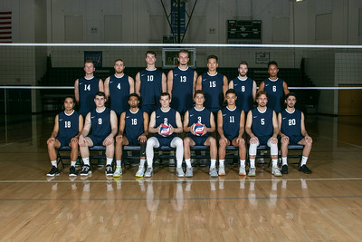 2020 Men's Volleyball