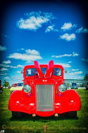 Indy 500: Vintage Car Show - Indianapolis Motor Speedway 2013