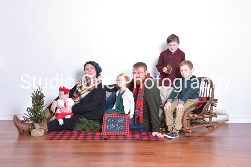 Ellis Family 2018