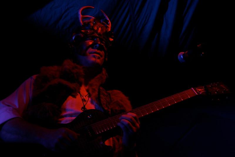 Ek'Balam, guitarist for Tuatha