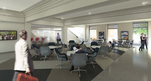 14-9213 Forbes Building Lobby Renovation