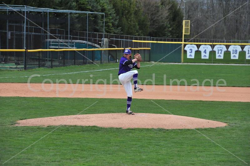 Bluffton Baseball 042818