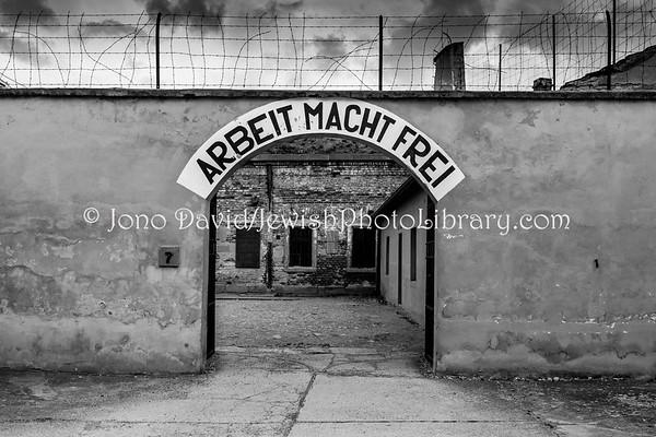 CZECH REPUBLIC, Theresienstadt (Terezin). Small Fortress Terezin (March 25, 2019)