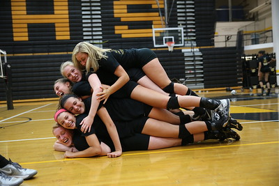 2015 Centerville High School Girls Volleyball