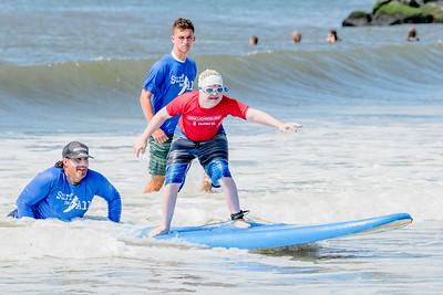 Devin Surfing Long Beach