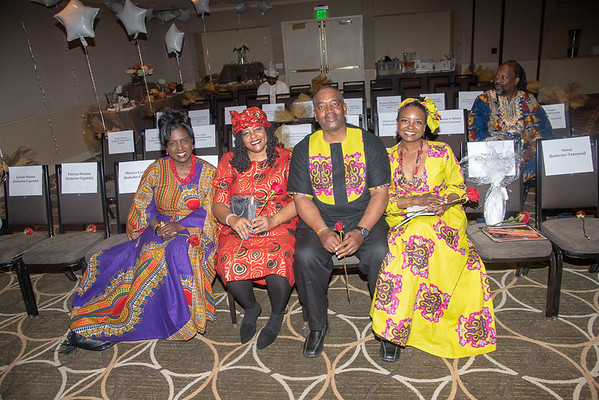 2018 African Family Induction Ceremony